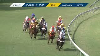Vidéo de la course PMU PREMIO SIX AVRIL