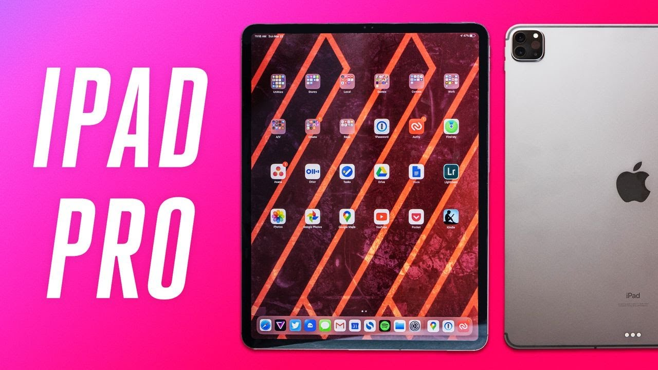 iPad Pro (2020) review: beyond the trackpad