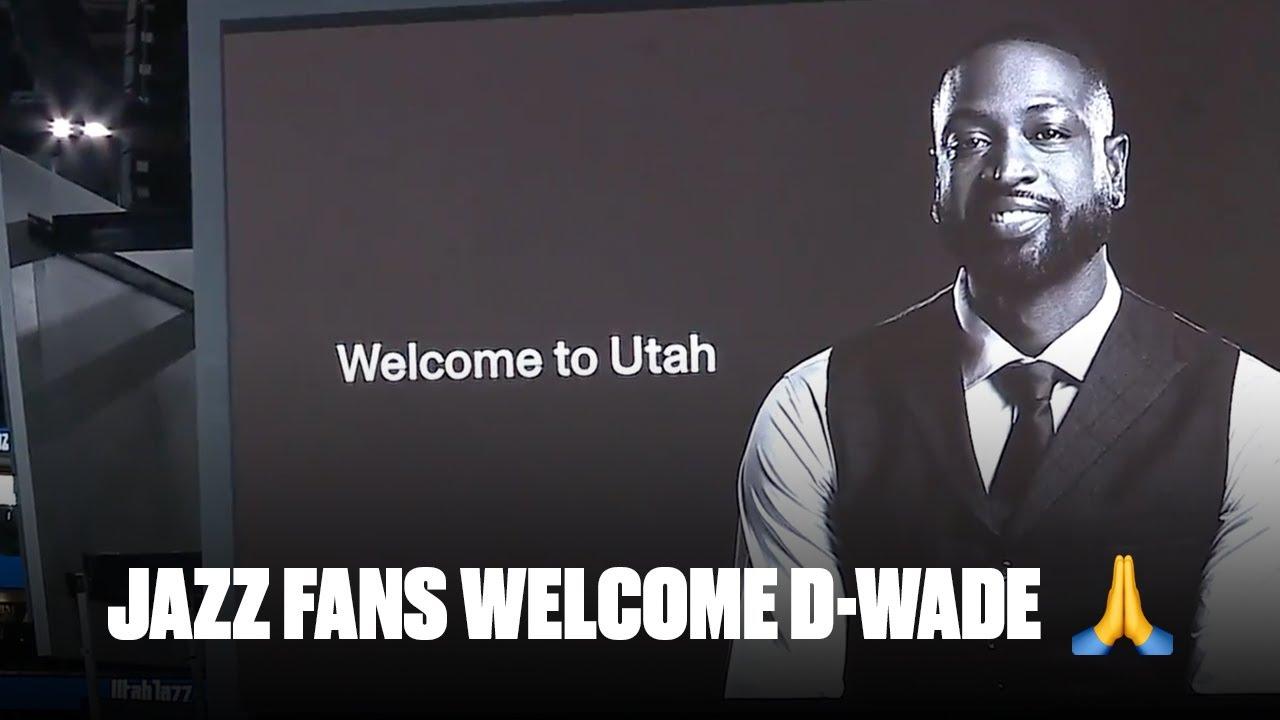 Dwyane Wade joins Utah Jazz ownership group