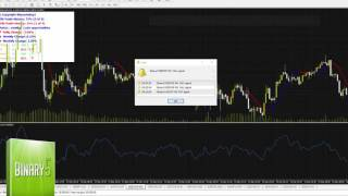 $1020 In 1 Hour - Live Binary Options Trading Session