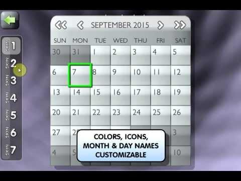 Widget Candy GUI for Corona & Gideros SDK - New Widgets [1080p]