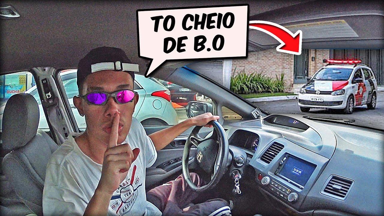 EM BUSCA DO ENQUADRO COM O CIVIC *cheio de B.O no carro*