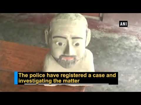 Muslim woman assaulted by husband for making PM Modi, CM Yogi paintings - ANI News