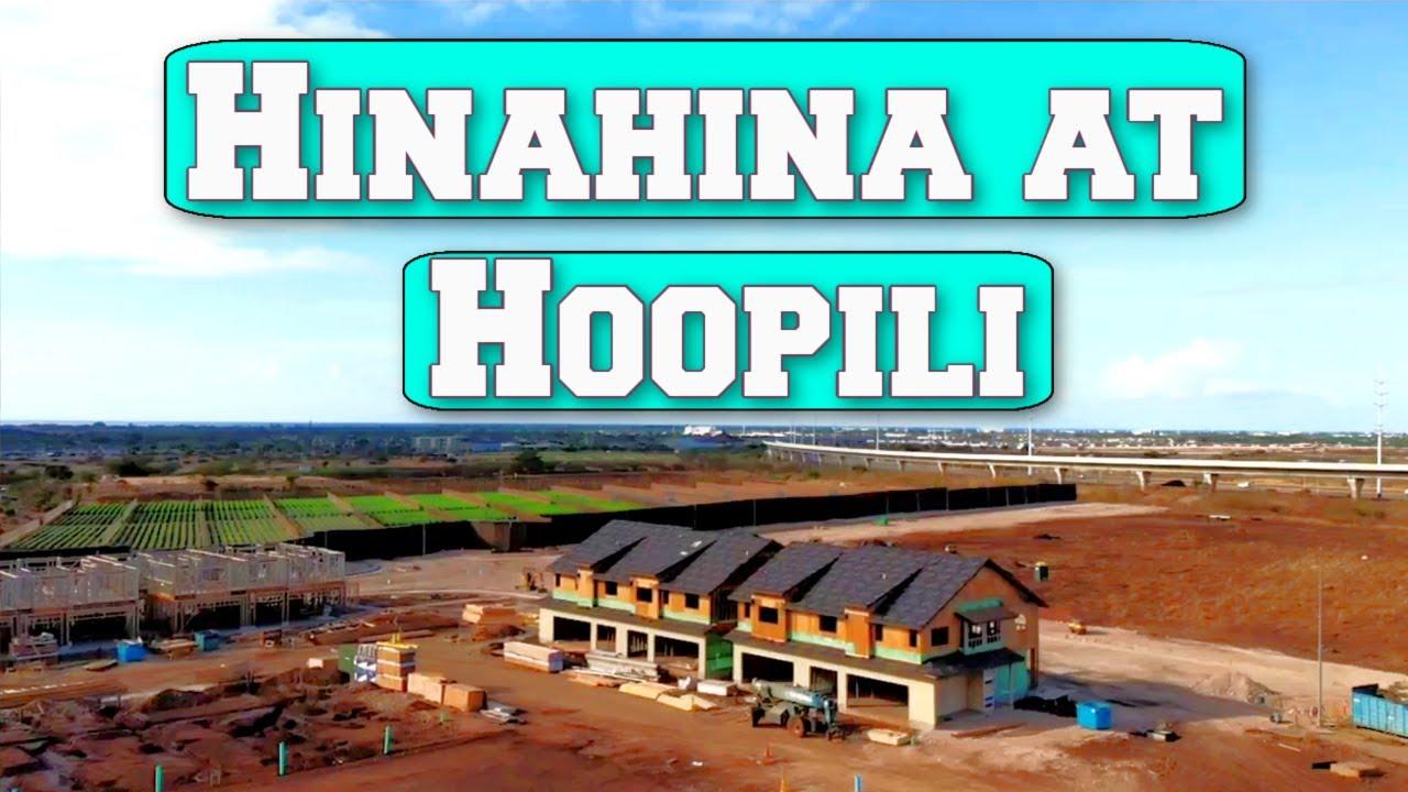 Home for Sale in Oahu Hawaii | Hinahina at Ho'opili