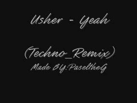 Usher-Yeah(techno Remix)
