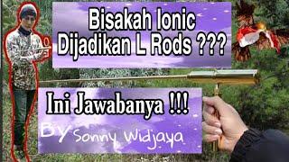 Cara Menggunakan Ionica Dan L Rods Youtube