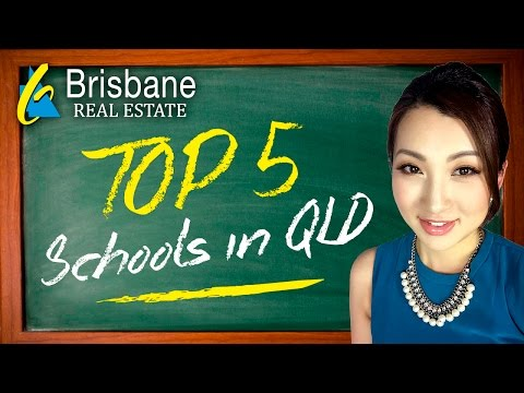 TOP 5 Best Schools in Queensland Australia
