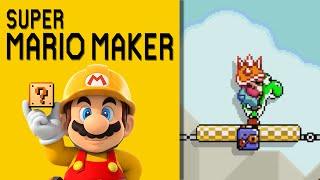 Ich denke zu Kompliziert! | Super Mario Maker