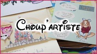 Choup'artiste - On assiste à la naissance de Choup'choup City \o/