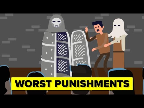 Worst Punishments In The History of Mankind Even Worse Than Before