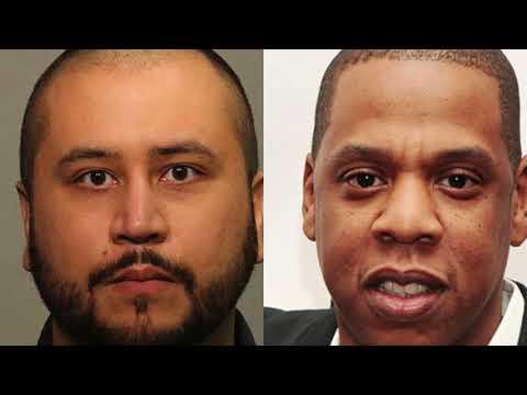 Geogre Zimmerman THREATENS Jay-Z?!?!