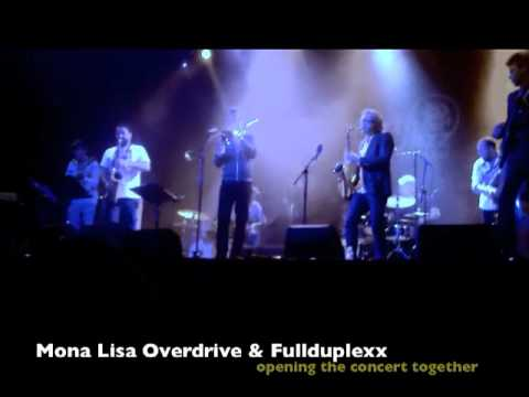 FULLDUPLEXX & MONA LISA OVERDRIVE North Sea Jazzfestival 2011