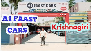 Used car for sale in Krishnagiri  // AI FAAST CARS Good Quality cars for sale