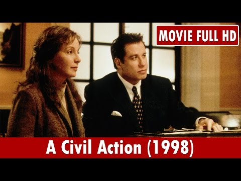 A Civil Action 1998 Movie **  John Travolta, Robert Duvall, Kathleen Quinlan