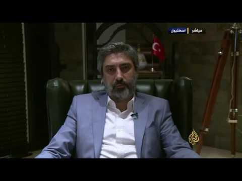 Necati Şaşmaz | Interview with Al Jazeera channel (HD)