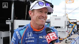 IndyCar: Scott Dixon at Road America with RACER
