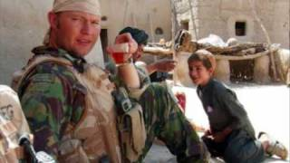 (Afghanistan) Remember soldier that died. (Barbra Streisand )