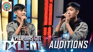 Pilipinas Got Talent Season 5 Auditions: Monterozo Twins - Singing/Beatbox Duo