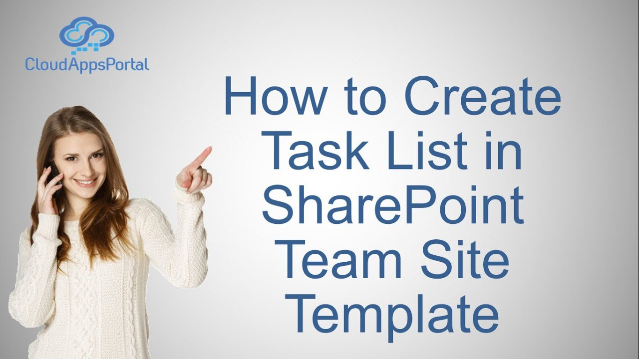 sharepoint 2010 team site template