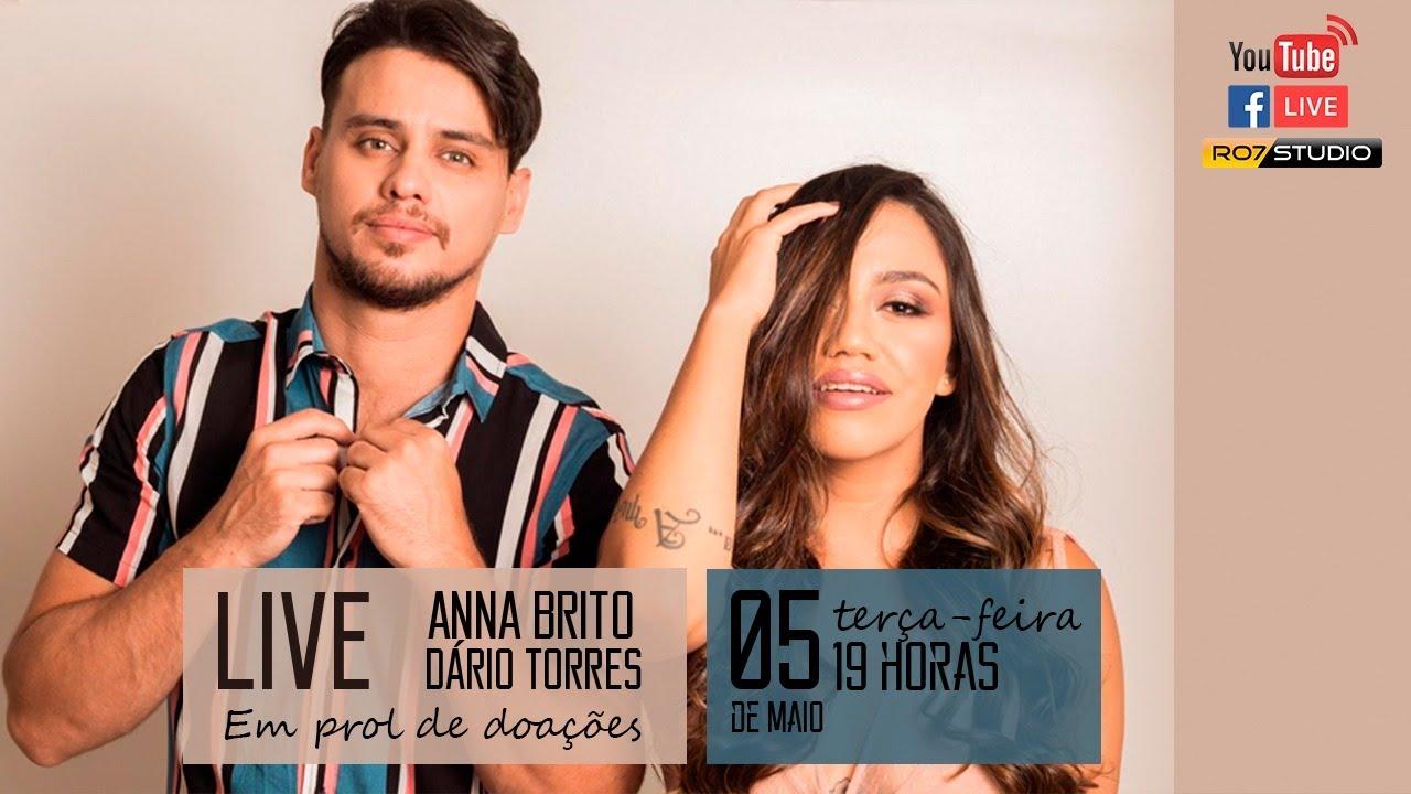 Anna Brito (Duo com Dário Torres) - Live Show