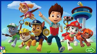 Paw Patrol Blaze and The Monster Machines Team Umizoomi Sunny Day - Nick Jr Originals Super Search