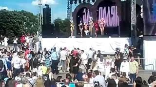 Оля Полякова - Гениальная речь) певчее поле 5.06.16)