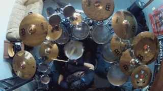 Hellish War - Keep It Hellish (Drums only - Daniel Person)