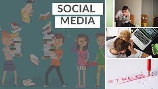 Social Media | Exam Stress #10
