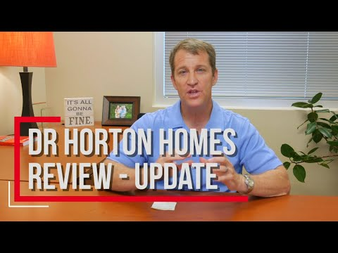 DR Horton Review - Update Of DR Horton Homes In Tampa