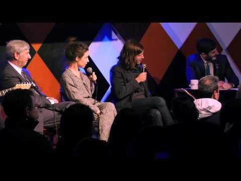 Larry Levine & Sophia Takal talk 'Wild Canaries' — Running Late with Scott Rogowsky