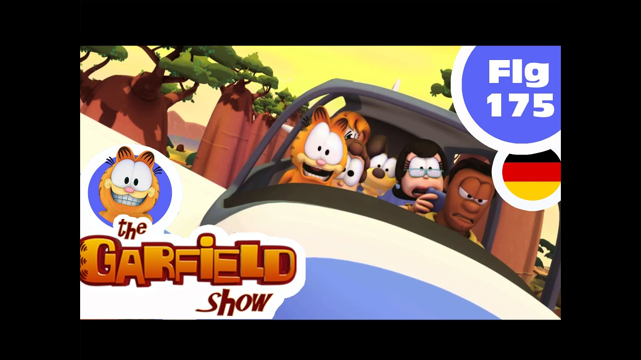 Garfield Stream Deutsch