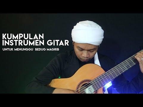 Koleksi Instrumen Gitar Enak