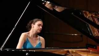 Olga Scheps live: Frédéric Chopin, Ballade no. 1 g-minor op. 23