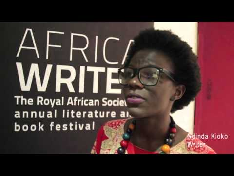 Inside Africa Writes: The Royal African Society's annual literature festival