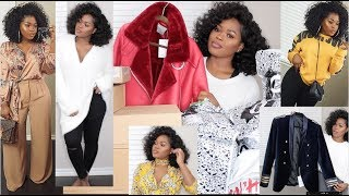 Massive Fall/Winter 2017 Try-On Haul! Bought Way Too Much!