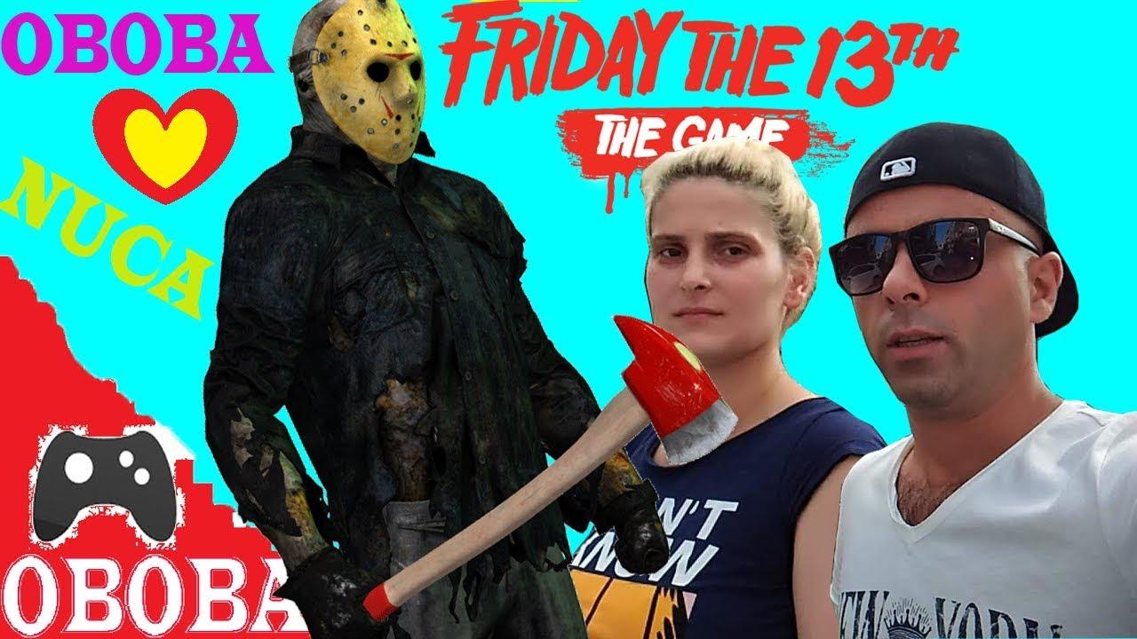Friday the 13th The Game ქართულად ნუცას ახალი სამოსი და საზიზღარი ჯეისონი მოვიდა