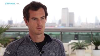 Murray Feeling Refreshed Ahead Of Dubai Title Tilt