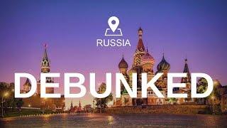 RUSSIA CERTIFIES THE NAZCA MUMMIES AS A HOAX