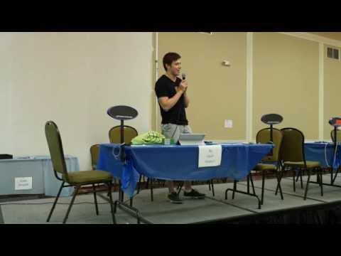 Kevin Hays - Big Cubes - US Nationals 2015 Seminar [4k]