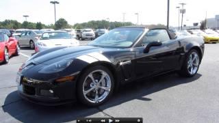 Chevrolet Corvette Grand Sport 2011 Videos