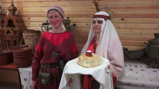 1(ч) Большой праздник * БОГАТЫРСКАЯ СЛОБОДА * Самарская лука 2017