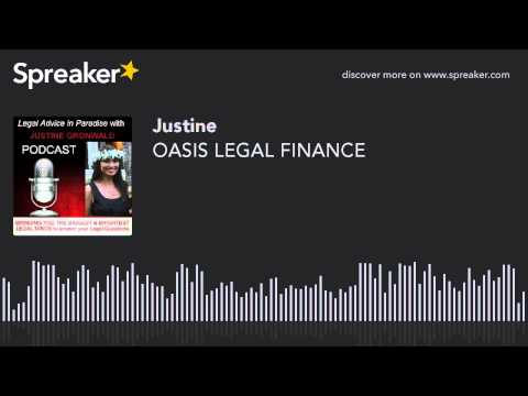 OASIS LEGAL FINANCE (made with Spreaker)