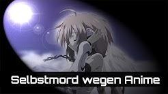 Selbstmord wegen Anime