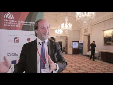 Philip Lambert, Lambert Energy Advisory, Russian Energy Forum 2016, London