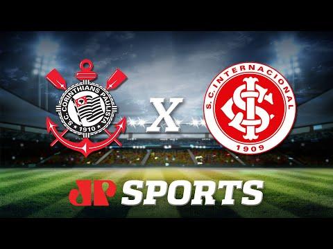 AO VIVO: Corinthians x Internacional - 17/11/19 - Brasileirão - Futebol JP