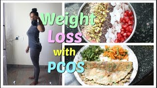 What I Eat In a Day To Control PCOS/PCOD and LOSE WEIGHT