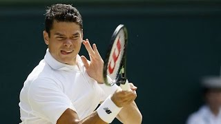 Fans drawn in by Milos Raonic's 'underdog story'
