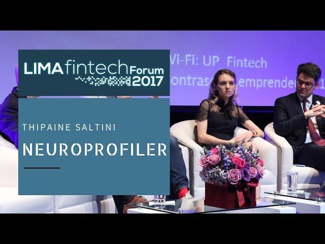 Lima Fintech Forum 2017: THIPAINE SALTINI
