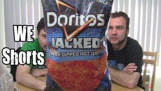 We Shorts - Doritos Jacked Ranch Dipped Hot Wings