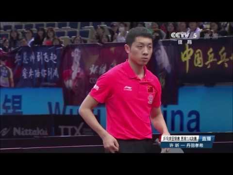 2017 Asian Championships (MS-QF) NIWA Koki Vs XU Xin [Full Match/CCTV-5 HD1080p]